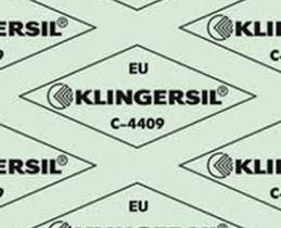 6 2 - אטימה סטטית - לוחות אטימה KLINGERsil מתוצרת Klinger