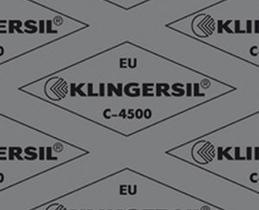 8 1 - אטימה סטטית - לוחות אטימה KLINGERsil מתוצרת Klinger