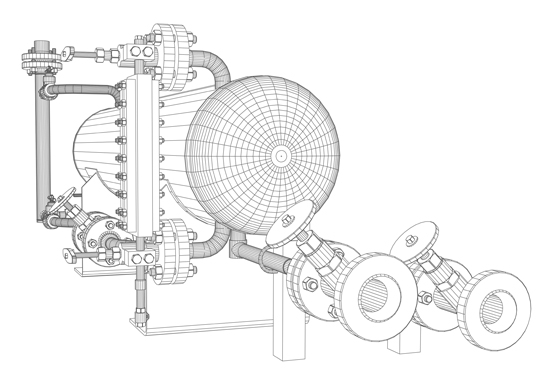 Hameichal Steam Boiler