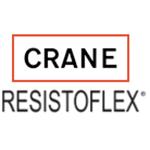 CraneResistoflexLogo1 - צינורות גמישים, אטמים מכניים ועוד - נציגויות