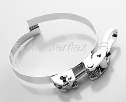 master grip quick fix clamp 1 - צנרת לשינוע ושאיבה תוצרת MASTERFLEX