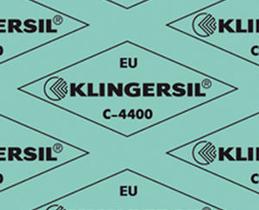 3 3 - אטימה סטטית - לוחות אטימה KLINGERsil מתוצרת Klinger