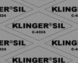 5 3 - אטימה סטטית - לוחות אטימה KLINGERsil מתוצרת Klinger